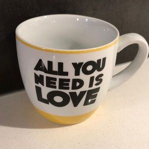 Other - All You Need Is Love Beatles Mug